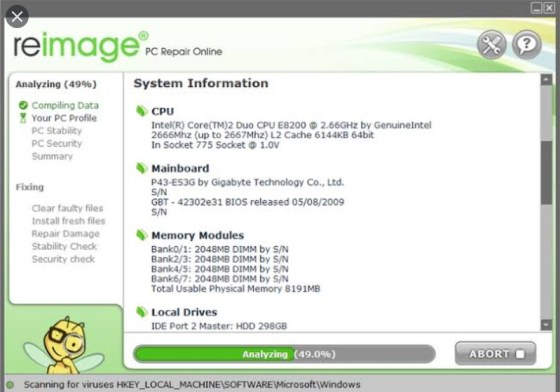 Reimage Pc Repair 2021 License Key Plus Crack Free Download