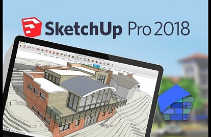 Google SketchUp Pro 2018 Crack + License Key Free Download