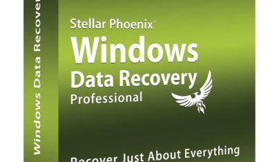 Stellar Phoenix Windows Data Recovery Professional 7.0.0.3 Crack