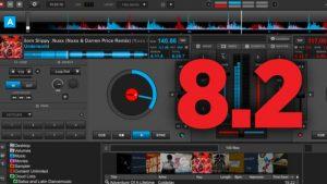Virtual DJ Pro 8.2.3994 Crack With License Key Free Download [PC + Mac] Latest