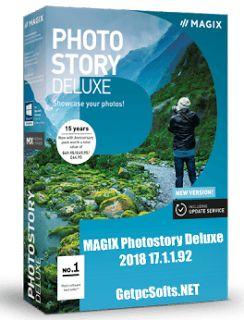 MAGIX Photostory Deluxe 2018 17.1.1.92 Crack