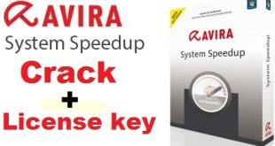 Avira System Speedup Pro 4.4.0 Crack
