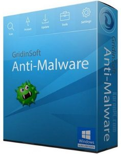 GridinSoft Anti-Malware 3.1.29 Crack