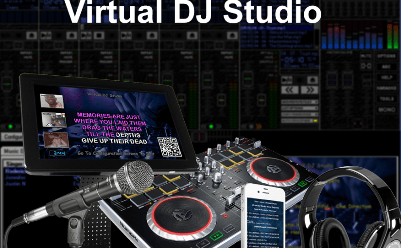 Virtual DJ Studio 7.8.4 Crack