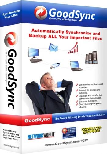 GoodSync 10.6.8.8 Crack