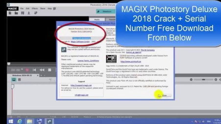 MAGIX Photostory Deluxe 2018 17.1.1.92