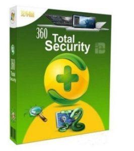 360 Total Security 9.6.0.1188 Premium Crack
