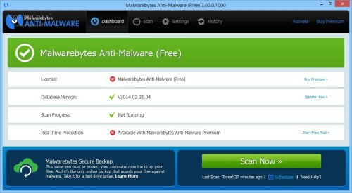 Malwarebytes Anti-Malware 3.3.1 Keys Build 3806 Crack