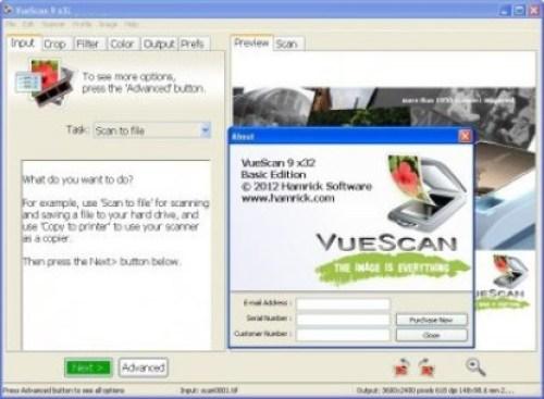 VueScan 9.6.02 Crack