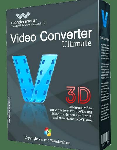 Wondershare Video Converter Ultimate  10.2.2 Crack