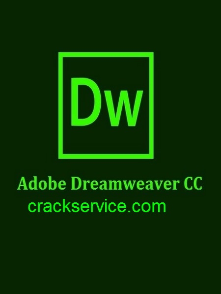 Adobe Dreamweaver CC 20.1.0.15211 Crack With Keygen (Latest)