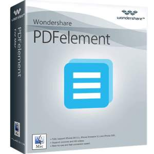 Wondershare PDFelement Patch With Crack Free
