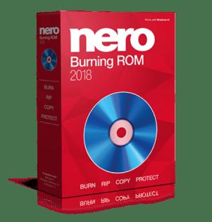 Nero Burning Rom 2018 Serial Number