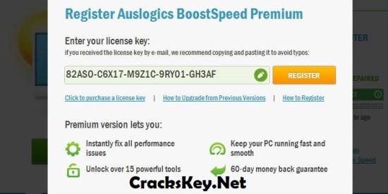 Auslogics BoostSpeed 10 License Key