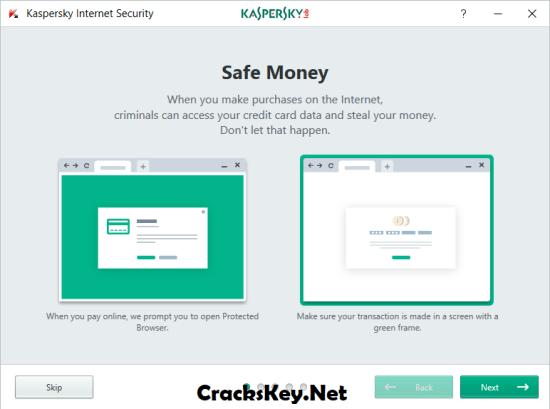 Kaspersky Internet Security 2018 Crack + License Key LATEST