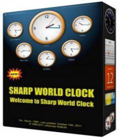 Sharp World Clock Crack