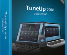 TuneUp Utilities 2018 Crack & Serial Key Full Free Download