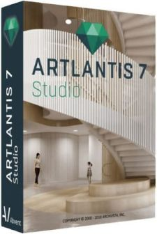 Artlantis Studio 7 Full Version