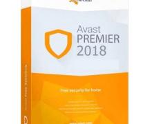 Avast Premier 2018 v18.6.39.83 License File + Crack Till 2050