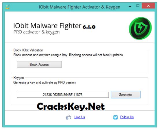 IObit Malware Fighter 6 License Code
