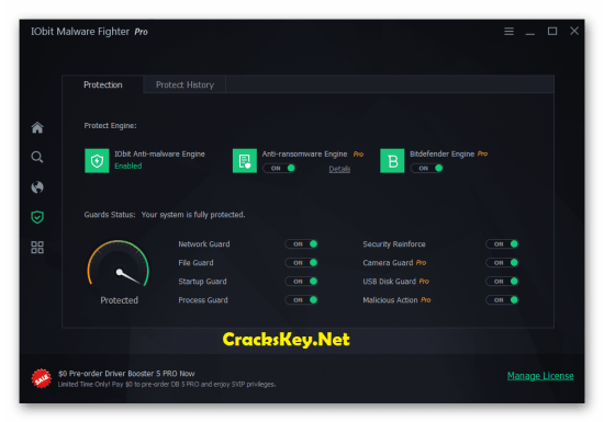 IObit Malware Fighter PRO 6 Crack