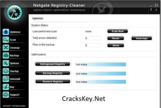 NETGATE Registry Cleaner Full Version