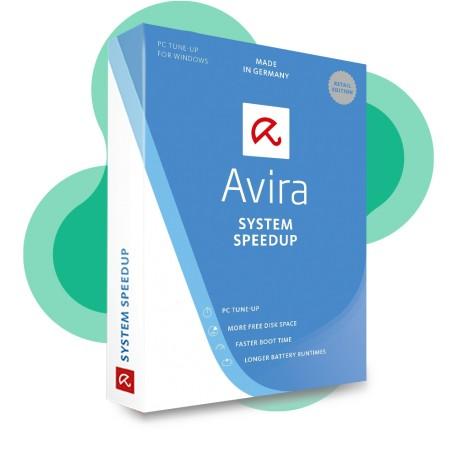 avira system speedup registration key