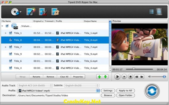 Tipard Video Converter Ultimate Keygen