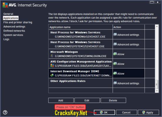 AVG Internet Security 2019 Keygen