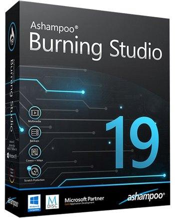 Ashampoo Burning Studio 19 Crack