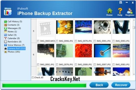 iPhone Backup Extractor 7 Keygen