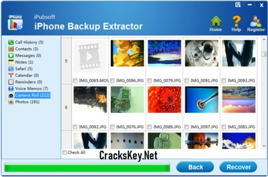 iPhone Backup Extractor 7 Keygen