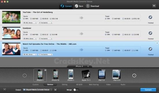 iSkysoft iMedia Converter Deluxe Keygen