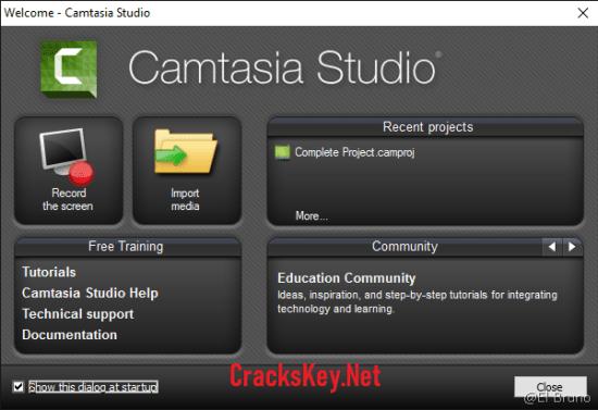 Camtasia Studio 2019 Serial Key