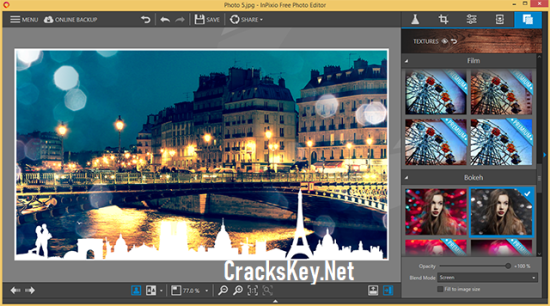 InPixio Photo Editor 2018 Keygen
