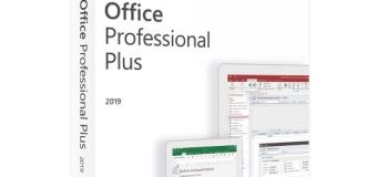 Microsoft Office Professional Plus 2019 Crack With Product Key Download
