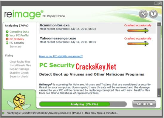 Reimage PC Repair 2019 License Key