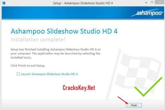 Ashampoo Slideshow Studio HD Keygen