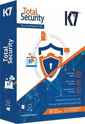 K7 Total Security 2019 Crack