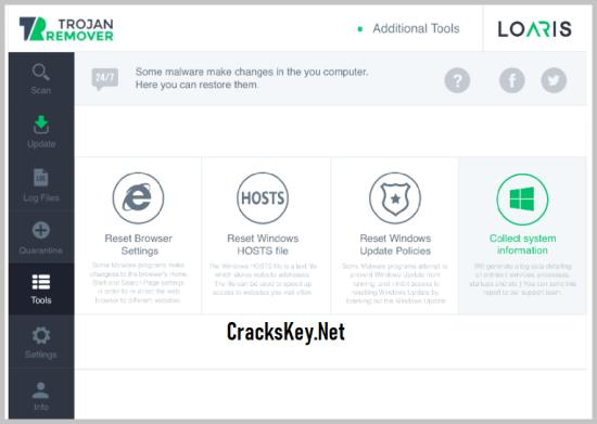 Loaris Trojan Remover License Key