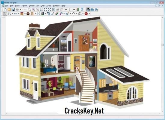 Ashampoo Home Designer Pro Keygen