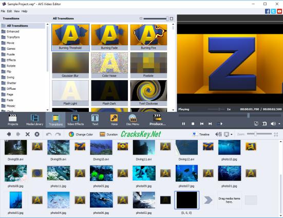 AVS Video Editor 9 Activation Key