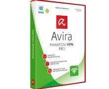 Avira Phantom VPN Pro 2.21.2.30481 Crack With Keys Free Download
