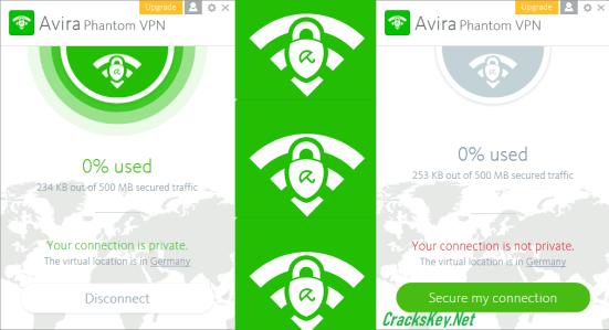 Avira Phantom VPN Pro Keys