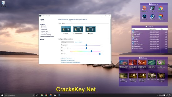 Stardock Fences Product Key