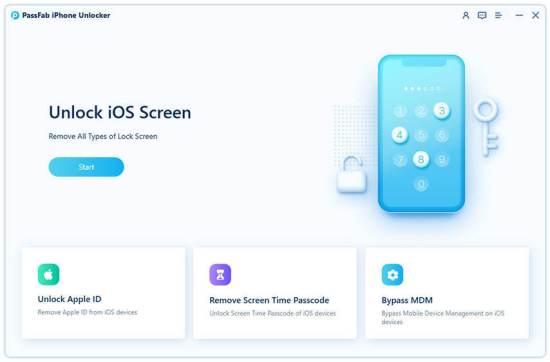 PassFab iPhone Unlocker Activation Key