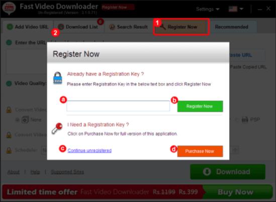 VSO Downloader Ultimate Activation Key
