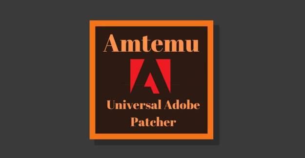 AMTEmu Adobe Universal Patcher 0.9.4 + Crack With Patch