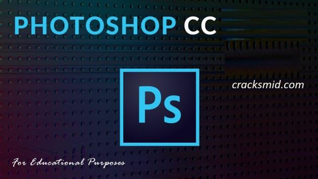 Adobe Photoshop CC Crack