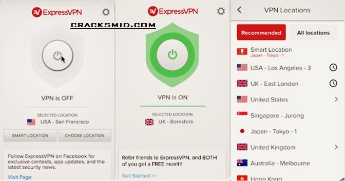 Express VPN Crack APK